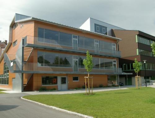 Chiemgau Gymnasium Traunstein
