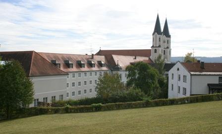 Kloster Gars Mittelbau