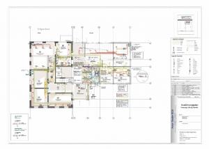 Rathaus in Chieming Plan