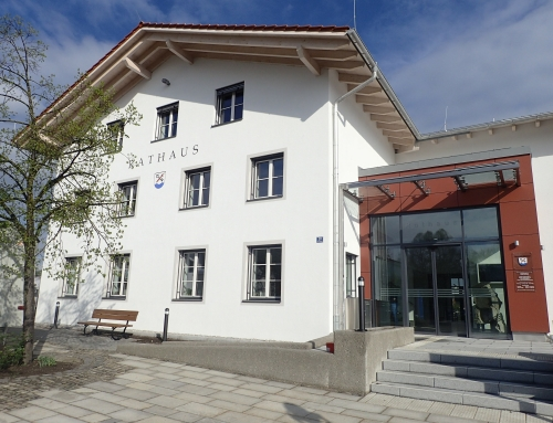 Rathaus in Chieming
