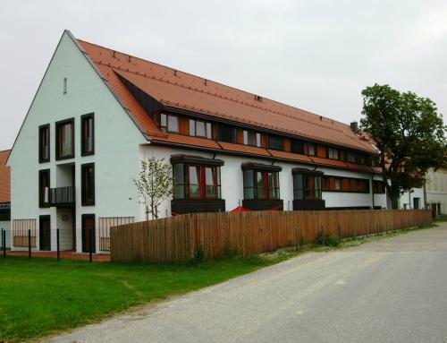 Heilpädagogisches Kinderheim im Kloster Au am Inn