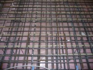 Detail - Industrieflächenheizung